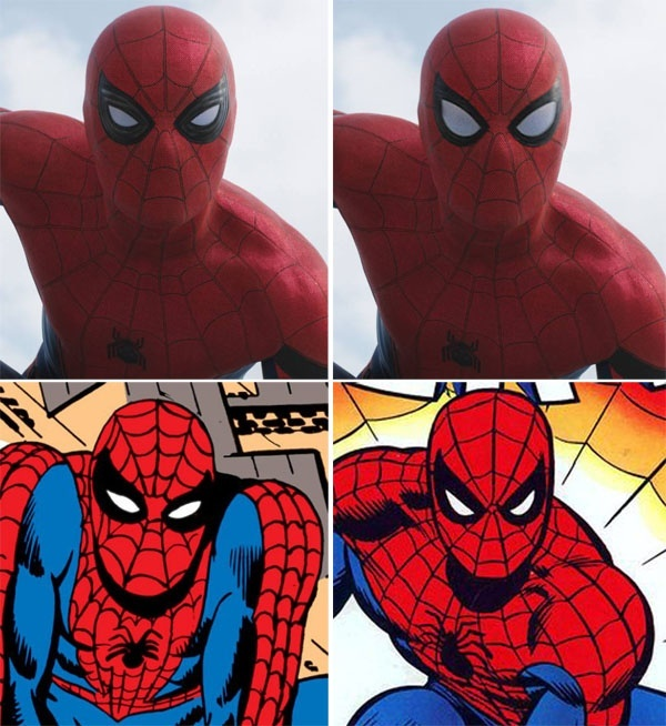 What is your favourite Spiderman suit since the first trilogy to the Civil War trailer? & What is your favourite Spiderman suit since the first trilogy to the ...