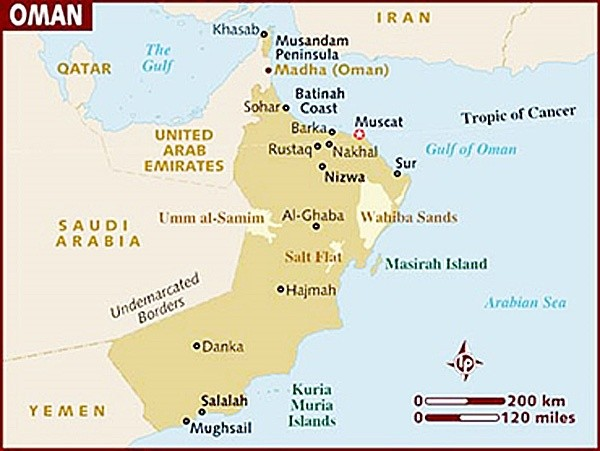 Which muslim country is most safe for hindus quora oman borders the oil rich saudi arabia and the famed united arab emirates has a very long coastline facing india along the arabian sea gumiabroncs Choice Image