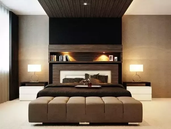 A Maximum Of Two Or Three Colors Can Be Used In The Same Room But Make Sure  That They Synchronize With Each Other. Or You May Go For An Accent Wall In  ...