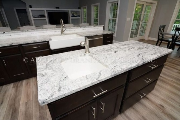 How To Paint Granite Countertops Quora