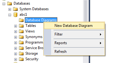 What are the top 5 tools to extract database relationships from sql right click on database diagram ccuart Image collections