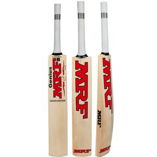 "90f1e6182 ""An English willow bat is being used by Virat Kohli. The bat is made from  the finest (Grade A Grade 1) quality of willow. It is obtained from old  trees in ..."