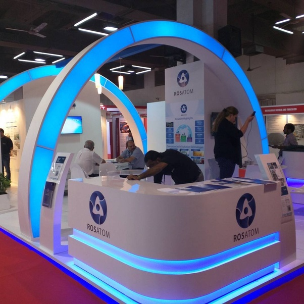 Exhibition Stall Reference : Who is the best exhibition stall designer in delhi quora