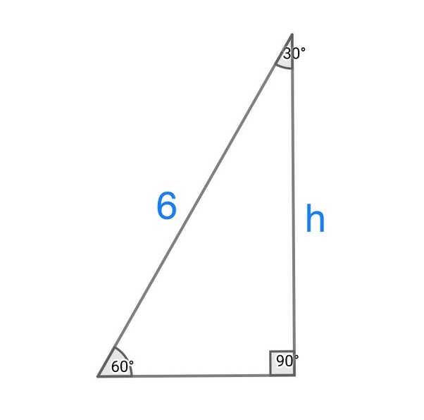 What Is The Height Of An Equilateral Triangle Whose Side Is 6 Units