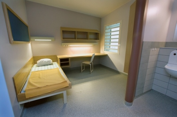 Sollentuna Prison Sweden