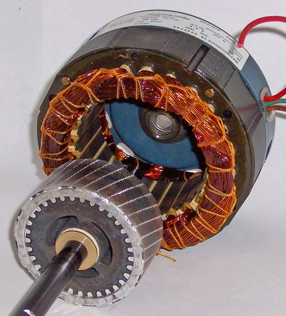 Is It Possible To Put Field Windings On A Rotor And