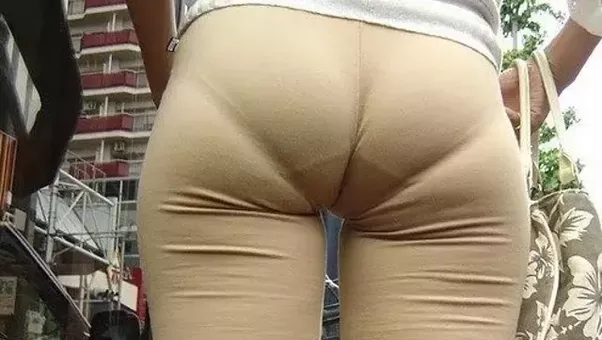 Teen ass panties could 3