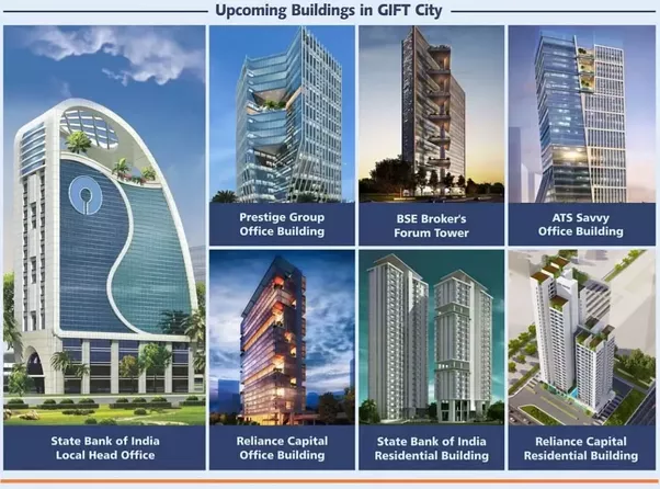 What happened to modis dream project of the gift city in gujarat apart from these there is a huge magnitude of work going behind the scenes to build indias first true smart city and if you are interested negle Choice Image