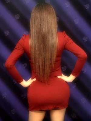 Transsexual woman let my hair grow