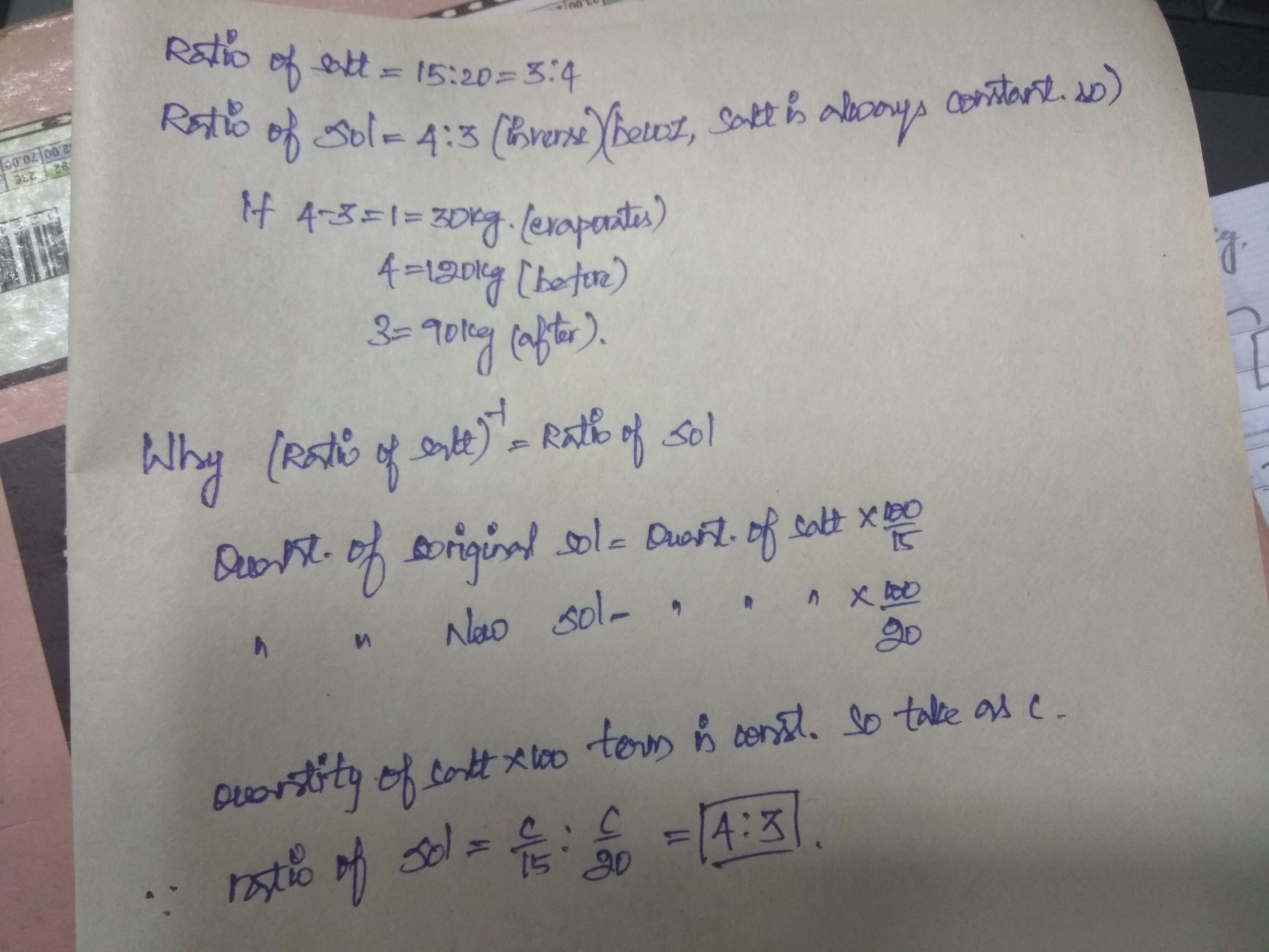 lab 30 solubility of a salt answers
