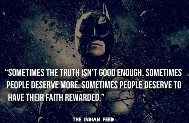 Superhero Quotes | What Are The Best Superhero Quotes And Sayings Quora