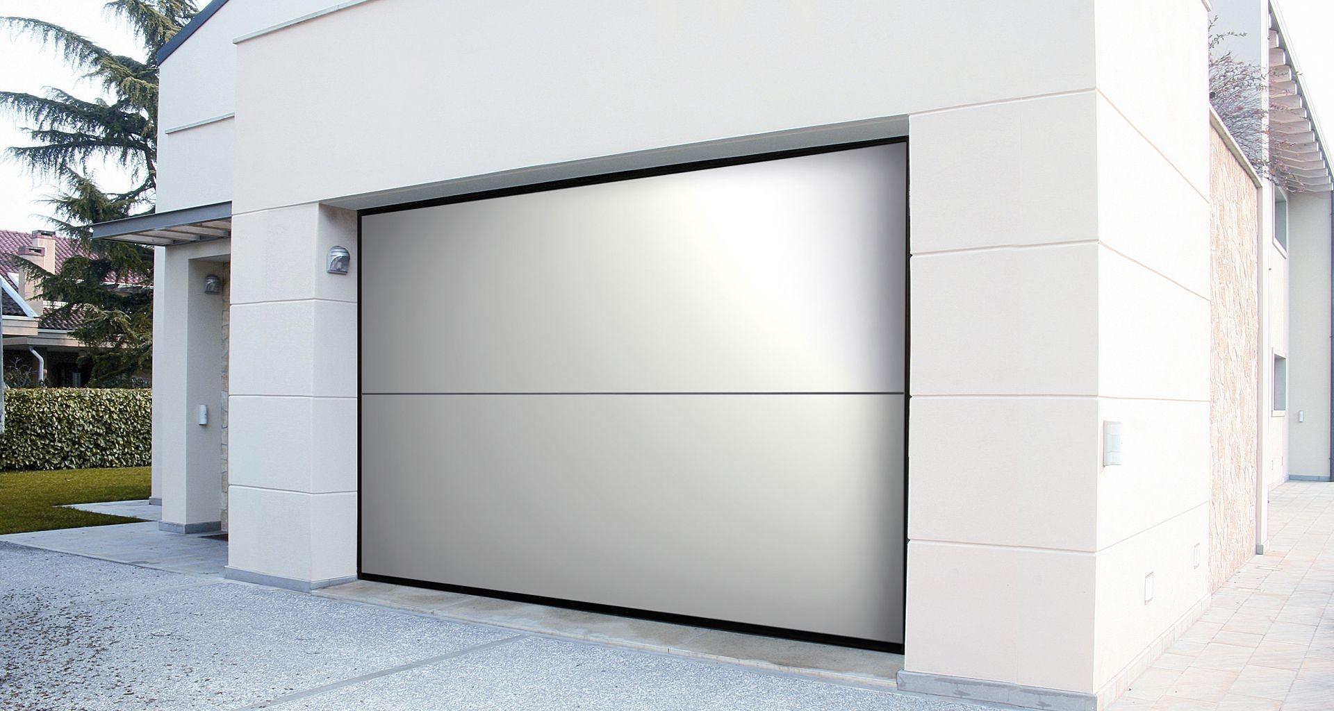 The Garage Door >> Which Are The Best Modern Designs For Garage Doors Quora