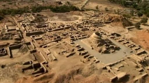 how indus valley civilization ended
