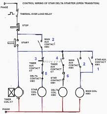 what is the star delta connection? quora star delta motor wiring one version of a star delta control circuit