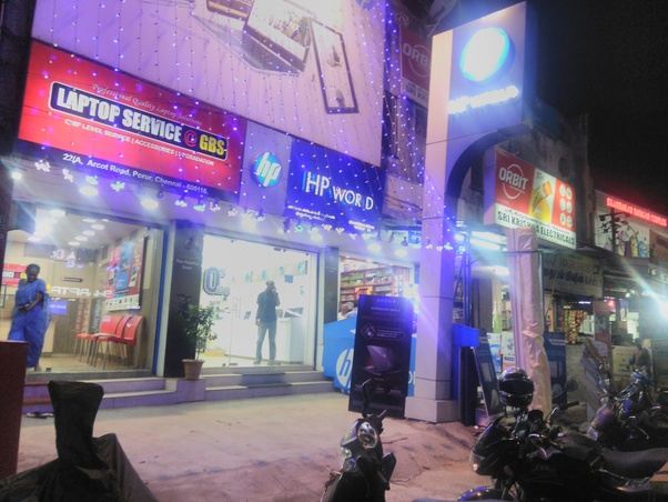 Which is the best laptop service center in Chennai? - Quora