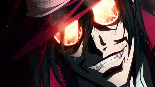 Alucard (Hellsing/Hellsing: Ultimate)
