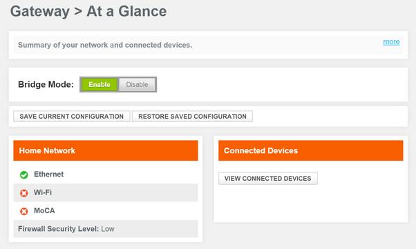 xfinitywifi network information