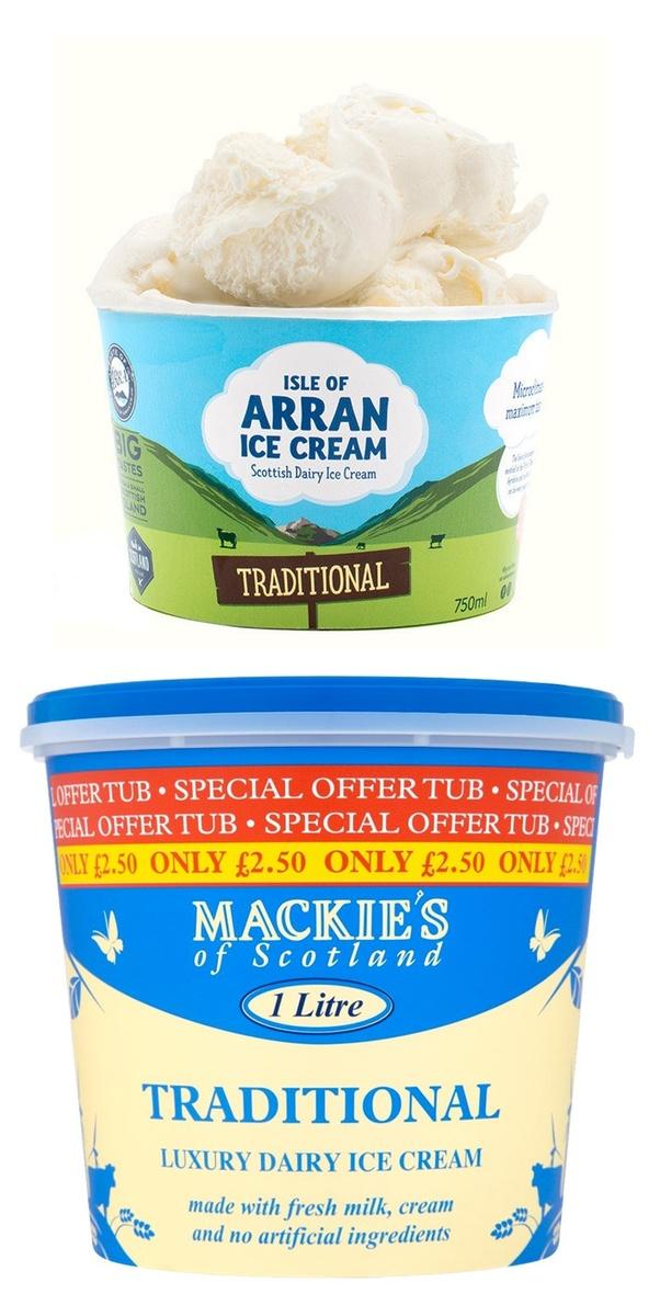 Does vanilla ice cream have alcohol? - Quora
