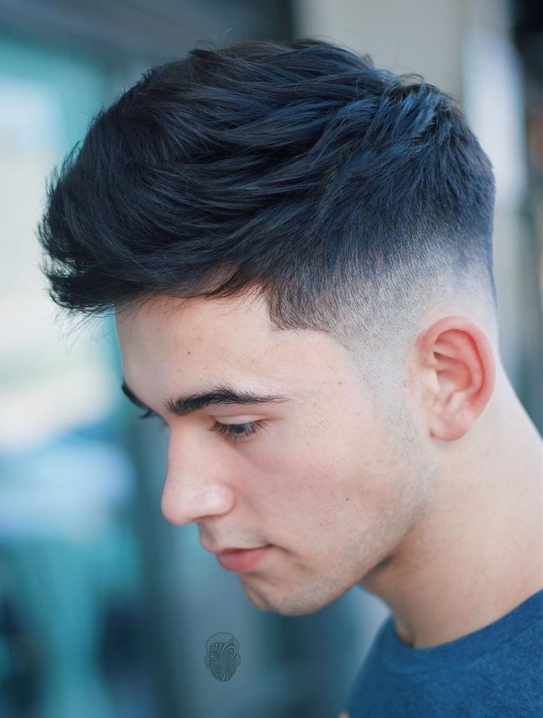 What are the best short men\'s hairstyles for 2019? - Quora