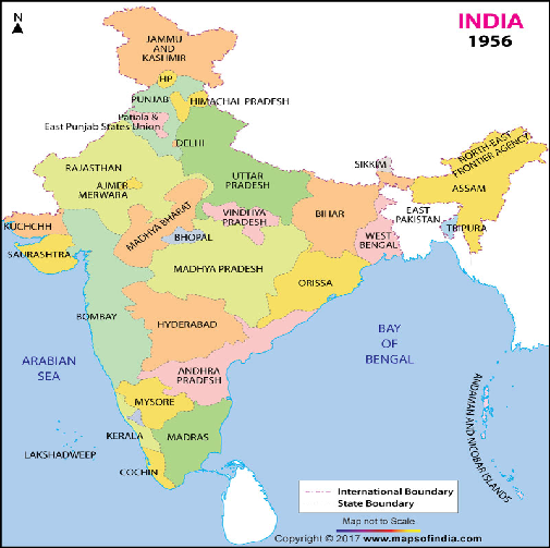 Why does maharashtra state have three ranji teams maharashtra as you can see the indian map always kept changing gumiabroncs Choice Image