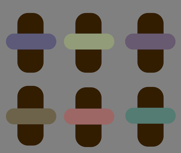 If The Brown Is Rich Or Ruddy Your Matching Color Should Be More Muted In Saturation As These Are So They Don T Fight With