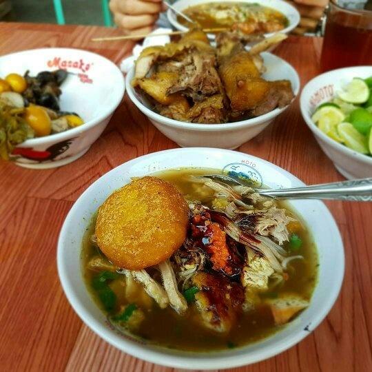 Mana Yang Lebih Enak Saat Makan Soto Soto Dicampur Nasi Atau Nasi