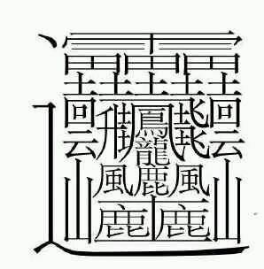 Longest asian word ever