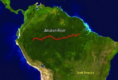 What is the world\'s largest river? - Quora