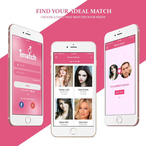 What are some nice Mobile Dating apps? - Quora