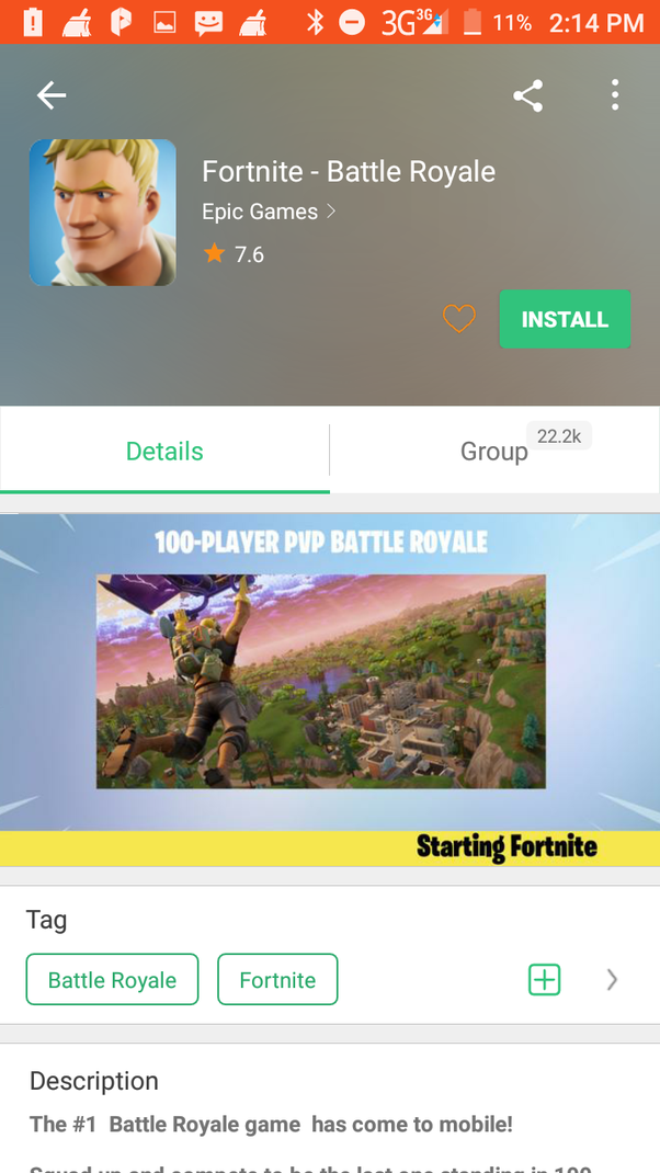 How to download Fortnite on my Android phone - Quora