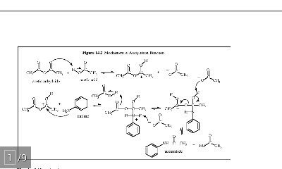 synthesis of acetanilide from aniline mechanism