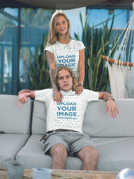 f42e5512 Try using high-quality t-shirt mockups when promoting your shirt designs so  that your target audience sees itself wearing one of your t-shirts.