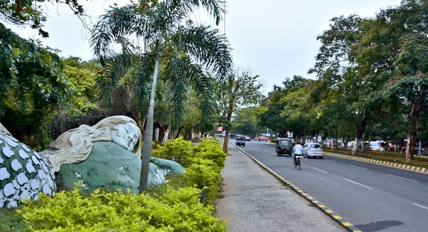 How is Bhubaneswar different/unique compared to other cities