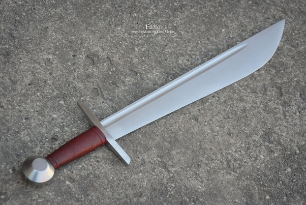 Whats The Difference Between A Sword And A Machete Quora