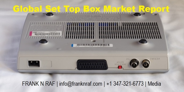 How good is the set top box manufacturing business in India