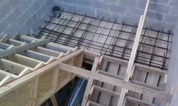 Are Concrete Stairs And Slab Usually Poured Separately