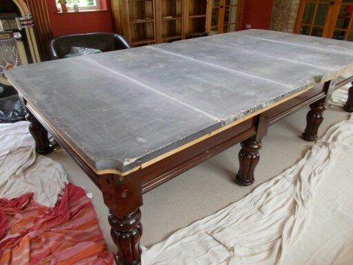How Thick Is The Slate On A Professional Grade Pool Table Quora - How to move a slate pool table