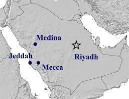 Where is Mecca located Quora