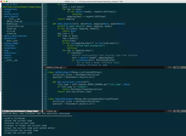 What Text Editor Is Best For Using Python On A Mac Quora