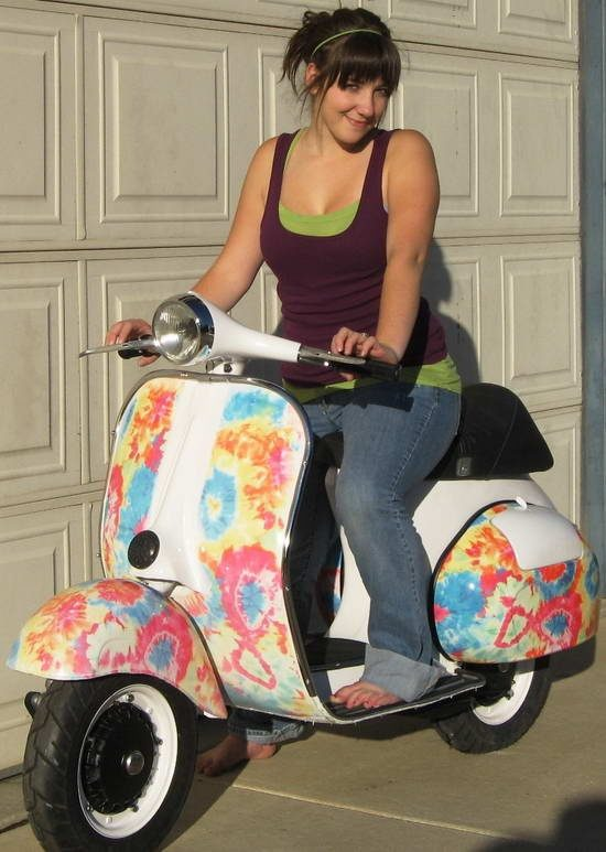Is It A Good Idea To Buy A 1995 Bajaj Scooter In College