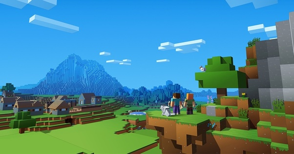 Minecraft Villagers Guide - Villagers are human figures dressed in ... | 316x602