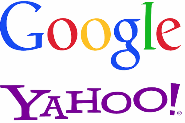 History Between Yahoo And Google