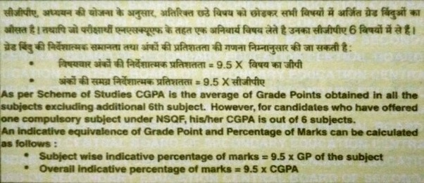Where can I get CGPA to percentage conversion certificate for CBSE ...