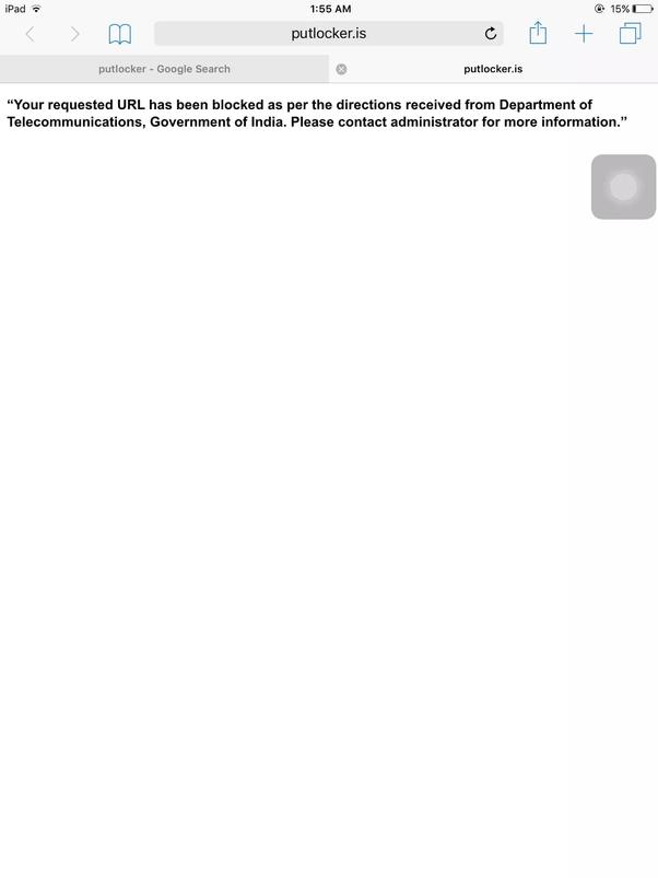 Is Putlocker A Legitimate Website Quora