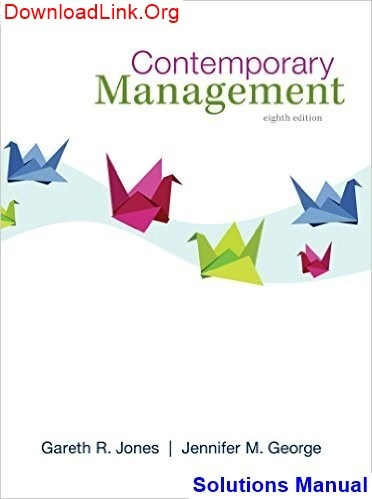 Modern Management Certo Pdf