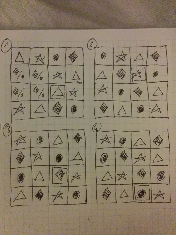 What are the answers to these difficult IQ test questions ...