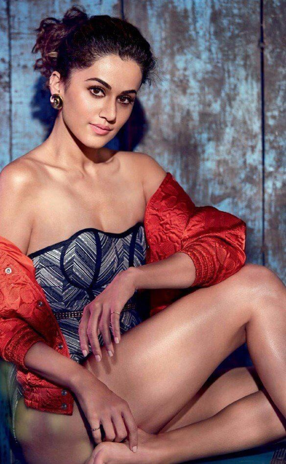 What are the hottest pictures of Taapsee Pannu? - Quora