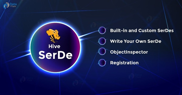 What is SerDe in Hive? - Quora