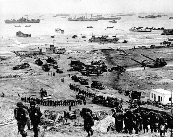 a history and analysis of the d day june 6 1944 the allied invasion of france Operation neptune, better known as d-day or the normandy landings, marked a turning point for both the axis powers and the allied forces during wwii on june 6, 1944, the most significant amphibious landing in history took place, and the tide began to turn.