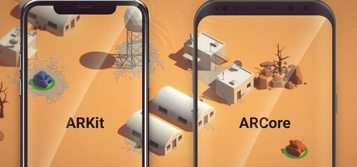 What is Google ARCore & Apple ARKit in augmented reality